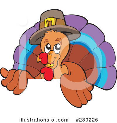 Thanksgiving Clipart #230226 by visekart