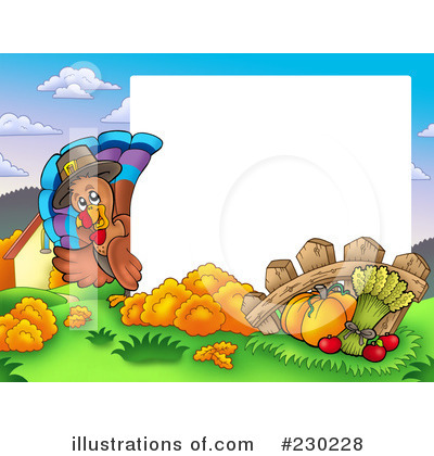 Thanksgiving Clipart #230228 by visekart