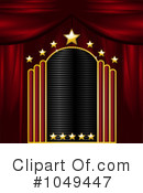 Royalty-Free (RF) Theater Clipart Illustration #1049447