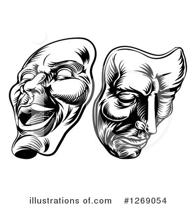 Theater Clipart #1269054 by AtStockIllustration