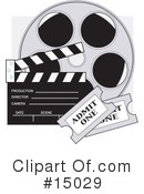Theater Clipart #15029