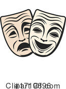 Theater Clipart #1719696 by Vector Tradition SM