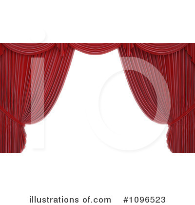 Drapes Clipart #1096523 by Mopic
