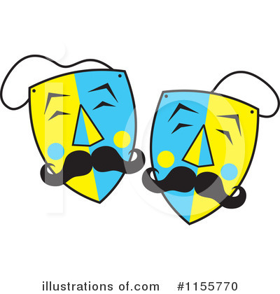 Mask Clipart #1155770 by Johnny Sajem