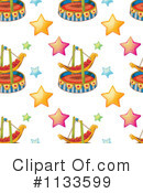 Theme Park Clipart #1133599 by Graphics RF