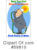 Thirsty Clipart #59810 by djart