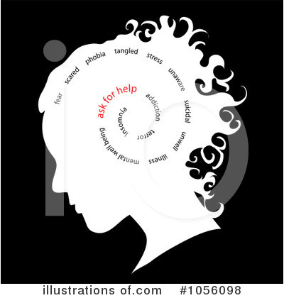 Head Clipart #1056098 by Pams Clipart