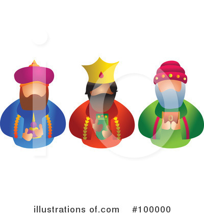 Wise Men Clipart #100000 by Prawny