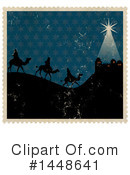 Three Wise Men Clipart #1448641