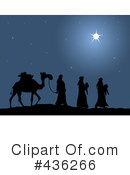 Three Wise Men Clipart #436266
