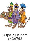 Three Wise Men Clipart #436762