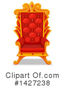 Throne Clipart #1427238 by Graphics RF