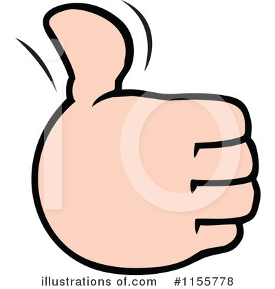 Hands Clipart #1155778 by Johnny Sajem