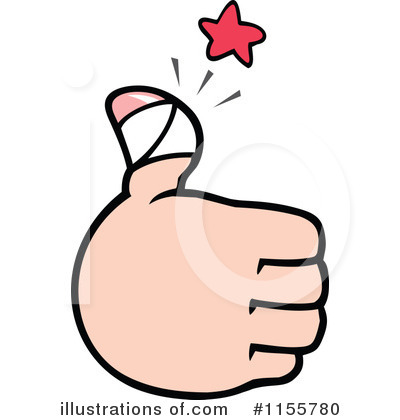 Hands Clipart #1155780 by Johnny Sajem