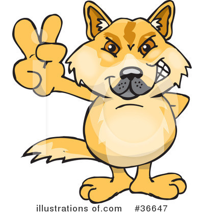 Thumbs Up Clipart #36647 by Dennis Holmes Designs