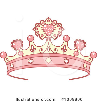 Tiara Clipart #1069860 by Pushkin