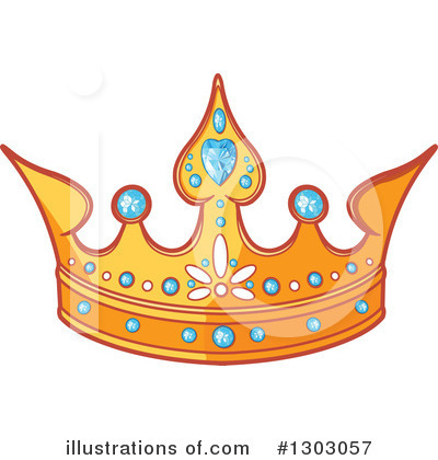 Tiara Clipart #1303057 by Pushkin