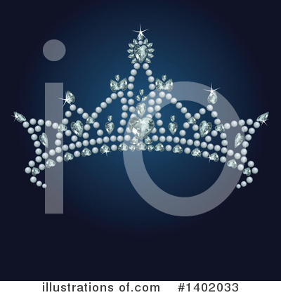 Tiara Clipart #1402033 by Pushkin