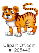 Tiger Clipart #1225443 by Graphics RF