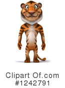 Tiger Clipart #1242791 by Julos