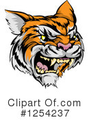 Tiger Clipart #1254237 by AtStockIllustration