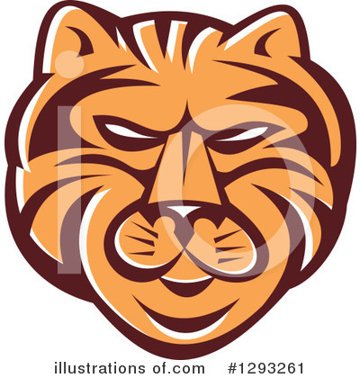 Tiger Clipart #1293261 by patrimonio