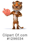 Tiger Clipart #1296034 by Julos
