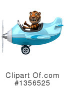 Tiger Clipart #1356525 by Julos