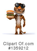 Tiger Clipart #1359212 by Julos