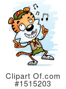 Tiger Clipart #1515203 by Cory Thoman