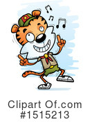 Tiger Clipart #1515213 by Cory Thoman