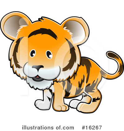 Zoo Clipart #16267 by AtStockIllustration