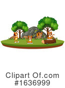 Tiger Clipart #1636999 by Graphics RF