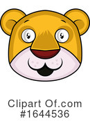 Tiger Clipart #1644536 by Morphart Creations
