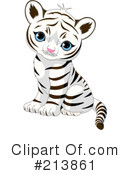 Tiger Clipart #213861 by Pushkin
