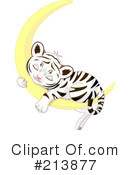 Tiger Clipart #213877 by Pushkin