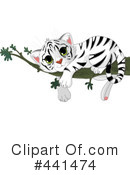 Tiger Clipart #441474 by Pushkin