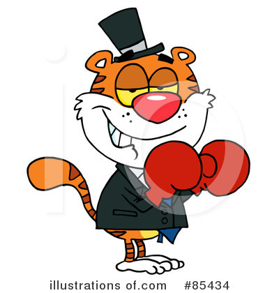 Boxing Clipart #85434 by Hit Toon