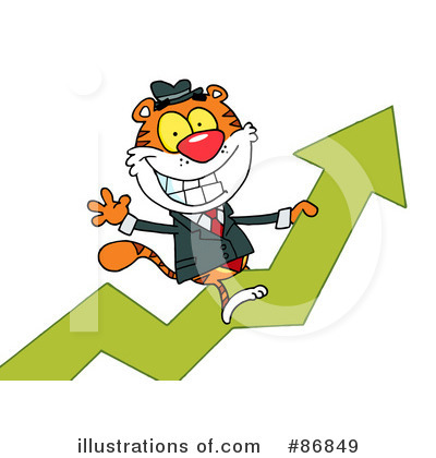 Finance Clipart #86849 by Hit Toon