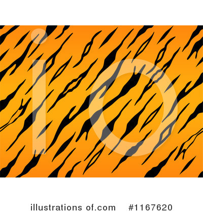 Tiger Clipart #1167620 by BNP Design Studio