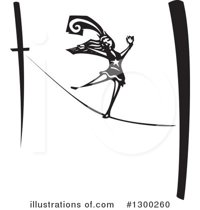 Circus Act Clipart #1300260 by xunantunich