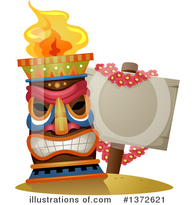 Polynesian Clipart #1372621 by BNP Design Studio