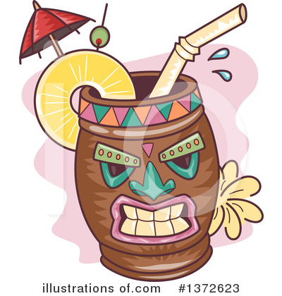 Polynesian Clipart #1372623 by BNP Design Studio