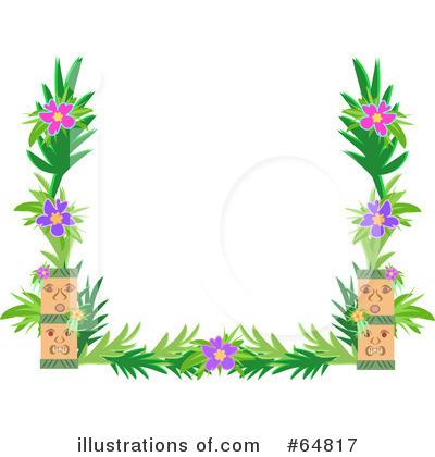 Free Clip Art Borders Hawaii