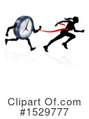 Time Clipart #1529777 by AtStockIllustration