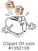 Toaster Clipart #1352106