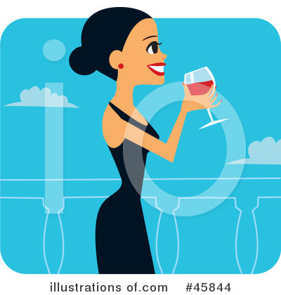 Formal Clipart #45844 by Monica