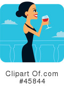 Toasting Clipart #45844