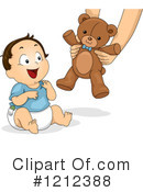 Toddler Clipart #1212388 by BNP Design Studio