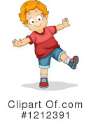 Toddler Clipart #1212391 by BNP Design Studio